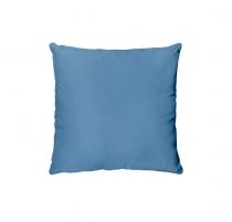Housse d'oreiller, bleu brillant