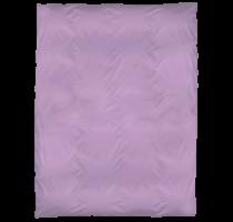 Duvetbezug, flieder