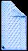 COTTONA AUFLAGE  140 x 200 cm